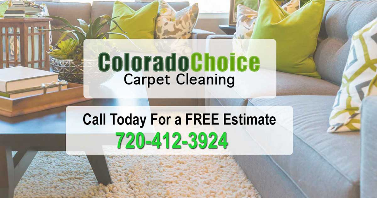 Carpet Cleaning Castle Rock, CO